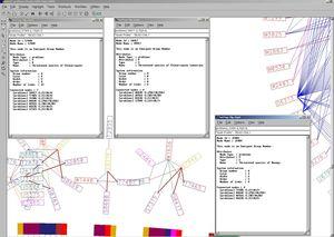 Water problems detail via Netmap